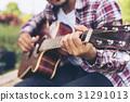 吉他 吉他弹奏者 吉他手 31291013