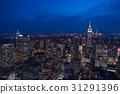 야경, 뉴욕, 밤 31291396