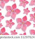 3d cherry seamless 31297624