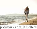 girl, carrying, guy 31299679