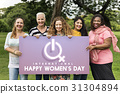 Women International Day Celebration Concept 31304894