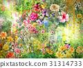 ดอกไม้,มีสีสัน,สีสัน 31314733