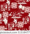 夏威夷 夏威夷人 樣式 31316477