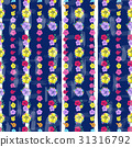 background, seamless, floral 31316792