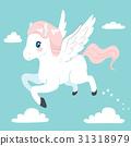 Flying Pegasus 31318979