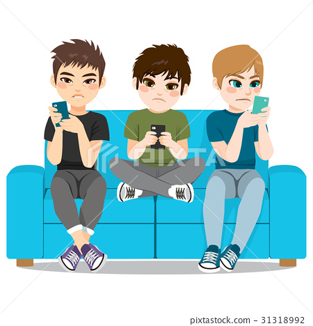 Smartphone Addiction 31318992