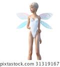 天使 仙子 女性 31319167