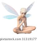 天使 仙子 女性 31319177