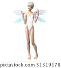 天使 仙子 女性 31319178
