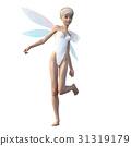 天使 仙子 女性 31319179