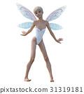 天使 仙子 女性 31319181
