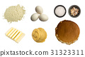 Ingredients for Homemade Baking 31323311