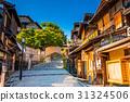 京都 二年坂 斜坡 31324506