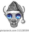 Buffalo drawing hat 31328599