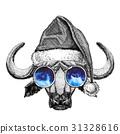 ox bull animal 31328616