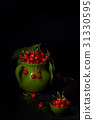 Pitcher With Cherries 31330595