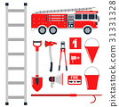 vector fire safety 31331328