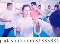 Women, coach, taekwondo 31335831