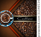 coffee, house, menu 31346534