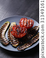 Grilled vegetables 31349161
