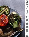 Grilled vegetables 31349163
