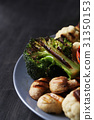 Grilled vegetables 31350153