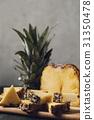 Pineapple 31350478