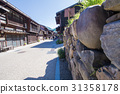 Narai  is a  small town in Nagano Prefecture Japan 31358178