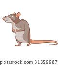 rat vector mouse 31359987