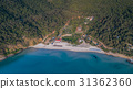 Paradise beach at Thassos island, Greece 31362360