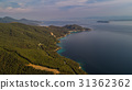 aerial view of the Thassos 31362362