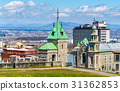 Porte Kent and Jesuit Chapel in Quebec City 31362853
