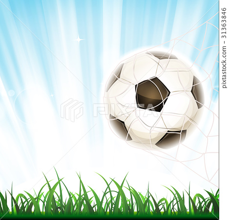 Soccer Goal 31363846