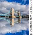 Tower Bridge in London, England, UK 31363904