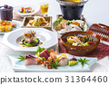 tea-ceremony, dishes, meal 31364460