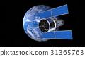 人造衛星 空間 宇宙的 31365763