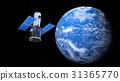 人造衛星 空間 宇宙的 31365770