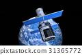 人造衛星 空間 宇宙的 31365772