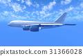 飞机 飞翔 客用飞机 31366028