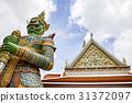 bangkok thailand statue 31372097