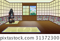 Traditional Japanese Room Interior 31372300
