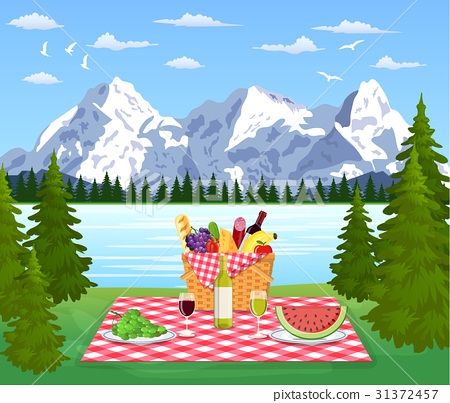 Picnic in the Mountains 31372457