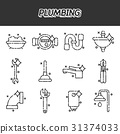 plumber vector icon 31374033
