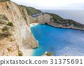 希臘 海灘 希臘人 31375691