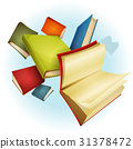 Books Collection Background 31378472