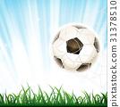 足球 球 目標 31378510