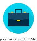 서류, 가방, 벡터 31379565