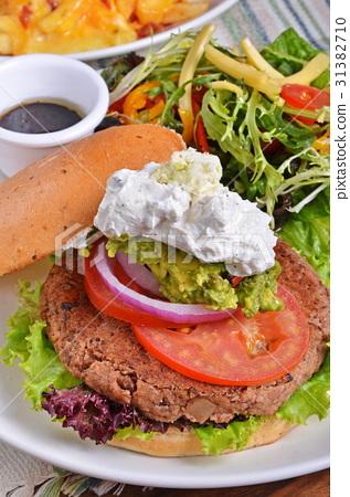 Beef Burger 31382710