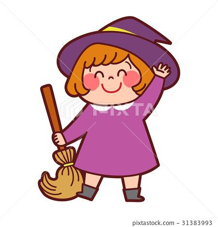 halloween, sorceress, witch 31383993