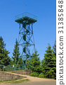 View of the lookout tower 31385848